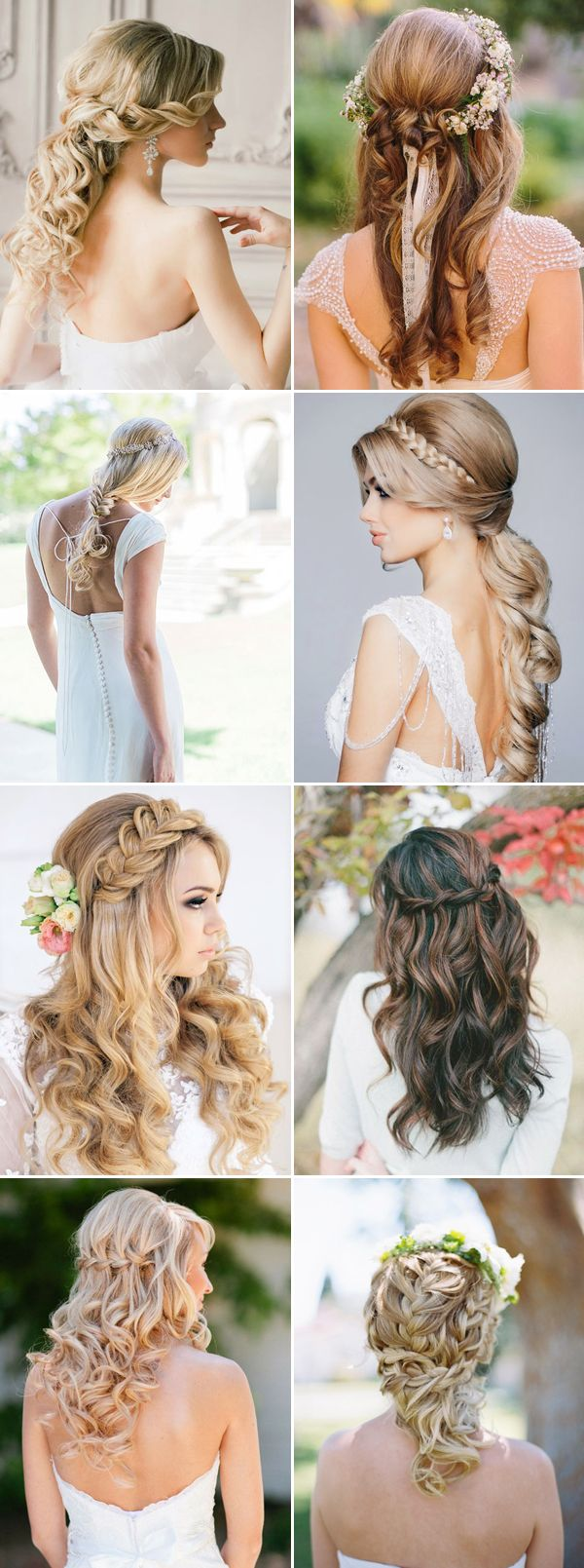 20 Pretty Bridal Braids | Women\'s Fashionesia