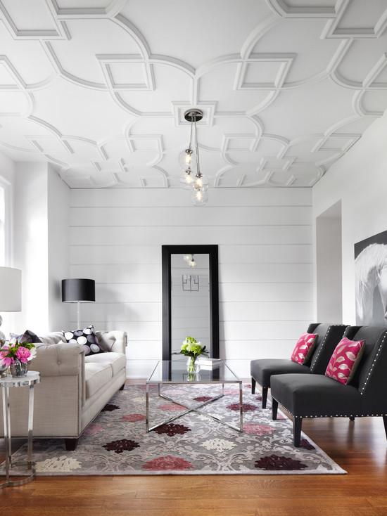 Contemporary Living Room: 50 Modern Living Room Design Ideas