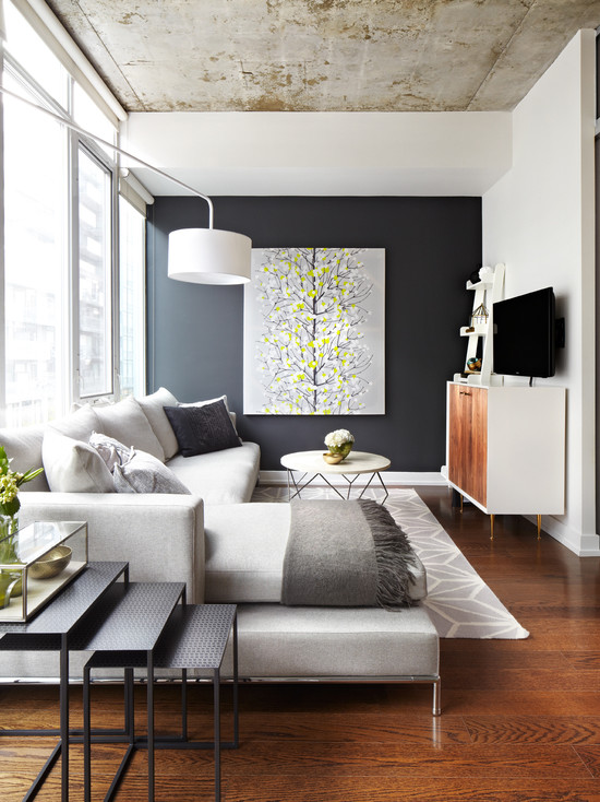 50 Modern Living Room Design Ideas. 1 Of 50. TAGS ...