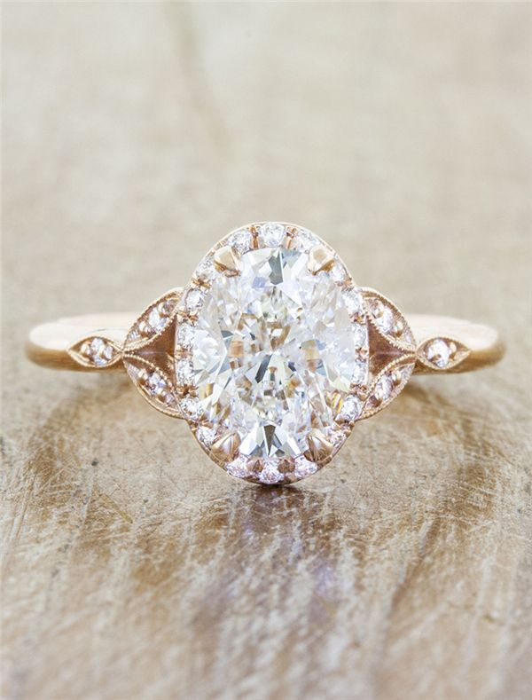 25 Unique & Dazzling Engagement Rings | Women\'s Fashionesia