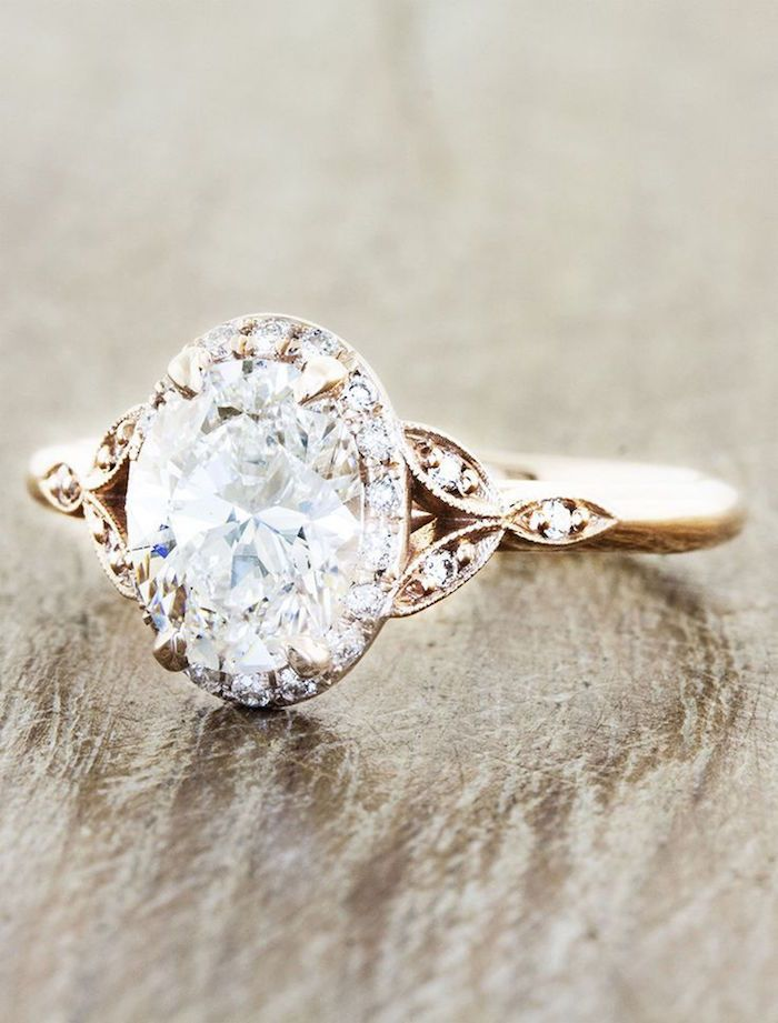 25 Unique & Dazzling Engagement Rings | Women\'s Fashionesia