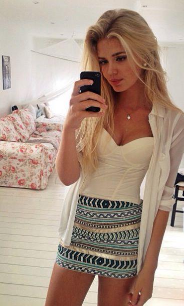Hot teen clothing