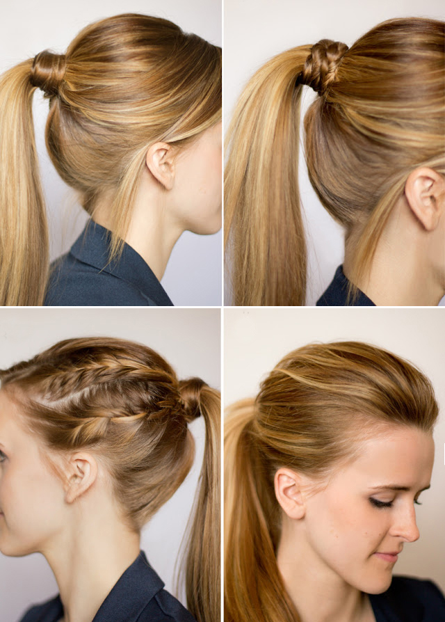 20 Lovely Ponytail Hairstyles for Long Hair | Women's Fashionesia